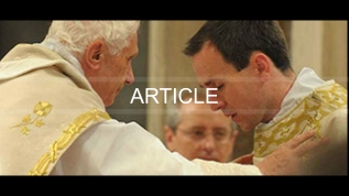 Article – A Tribute to the Pope of Perpetual Adoration