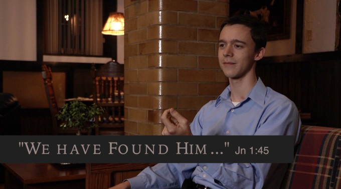 """We have found Him…"" Jn 1:45 – Cassidy's Story"