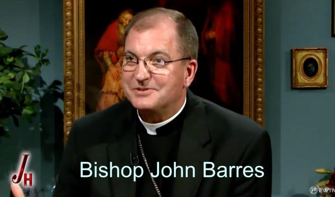 Bishop John Barres