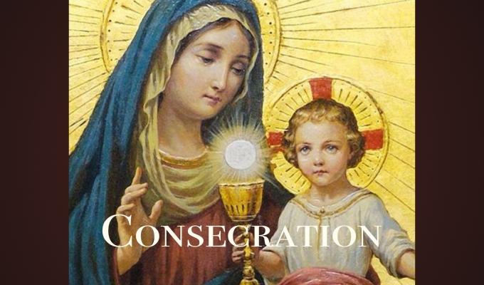 MSE Consecration Prayer