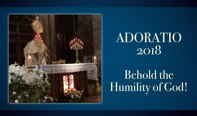 Adoratio 2018