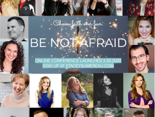 Be Not Afraid – Online Conference