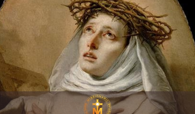 Wisdom from St Catherine of Siena